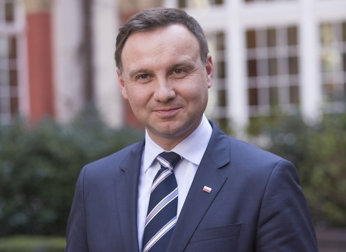 Andrzej Duda /Leszek Kotarba  /East News