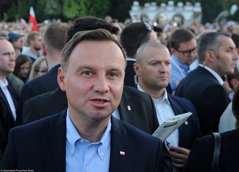 Andrzej Duda /East News