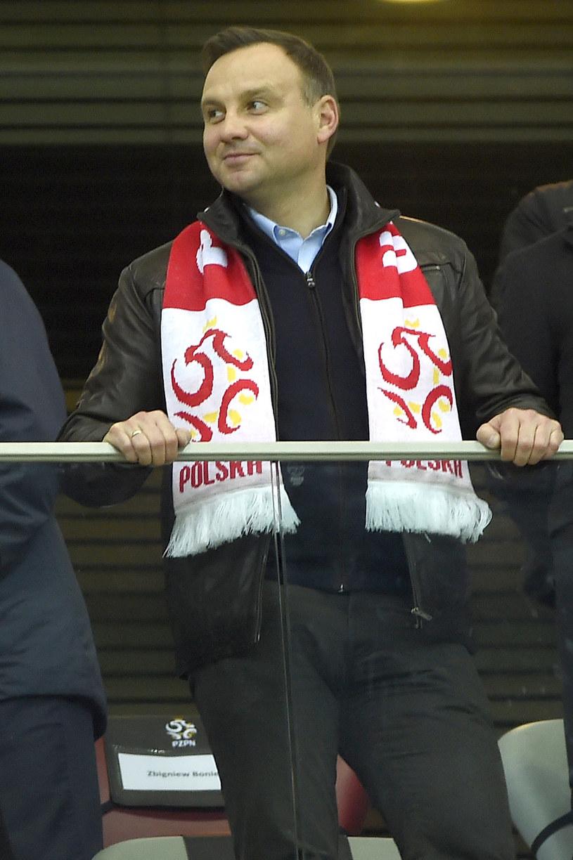 Andrzej Duda /Mieszko Pietka /AKPA