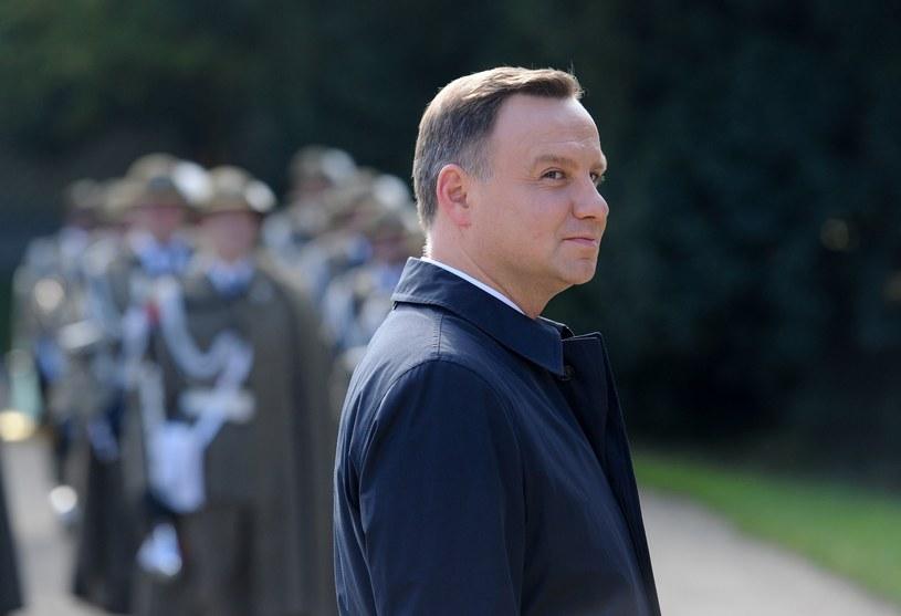 Andrzej Duda /LUKASZ SOLSKI /East News