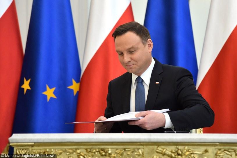 Andrzej Duda / Mateusz Jagielski /East News