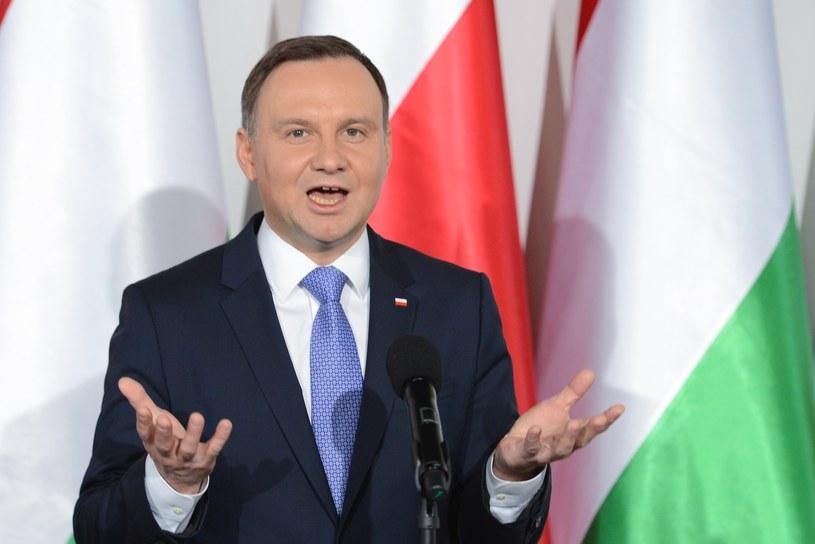 Andrzej Duda /Adam Staśkiewicz /East News