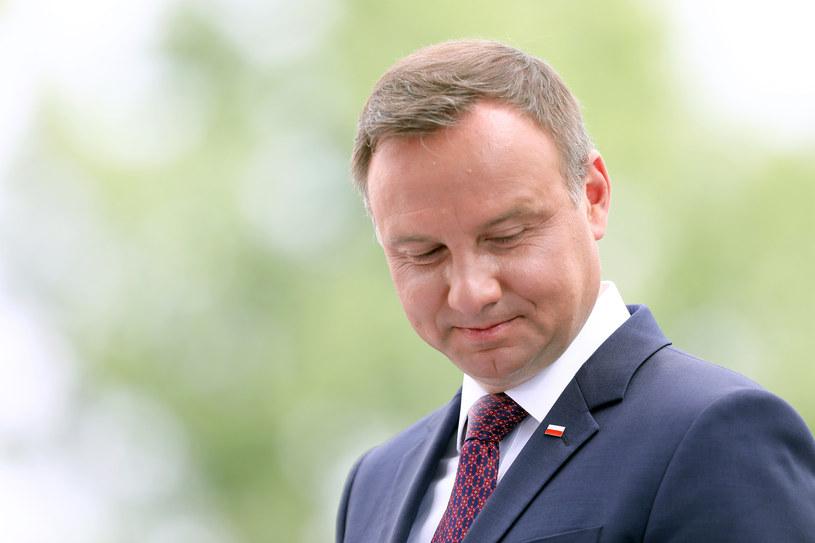 Andrzej Duda /STANISLAW KOWALCZUK /East News