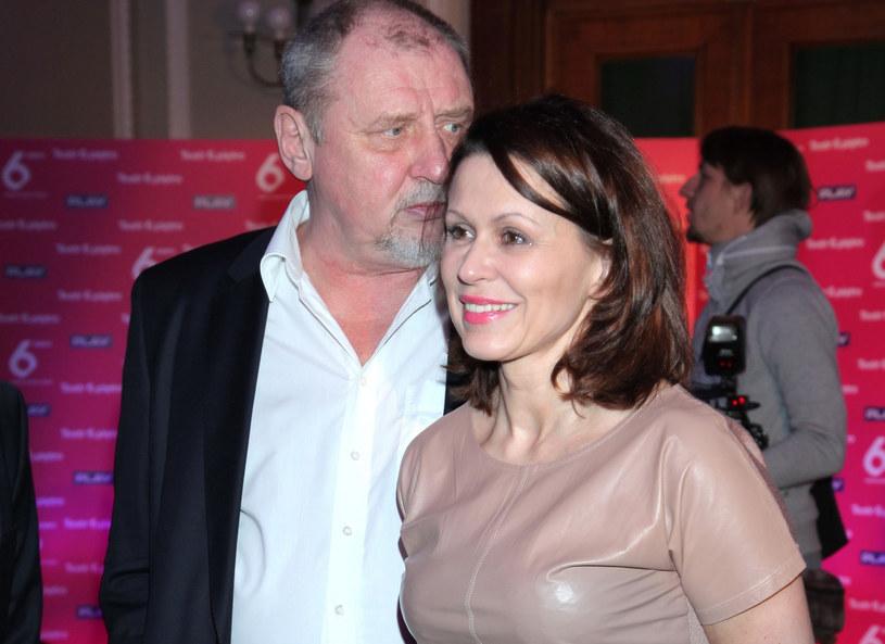 Andrzej Grabowski i Anita Kruszewska /MWMedia