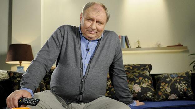 """Andrzej Grabowski w programie """"Stare dranie"""" /Mieszko Pietka /AKPA"""