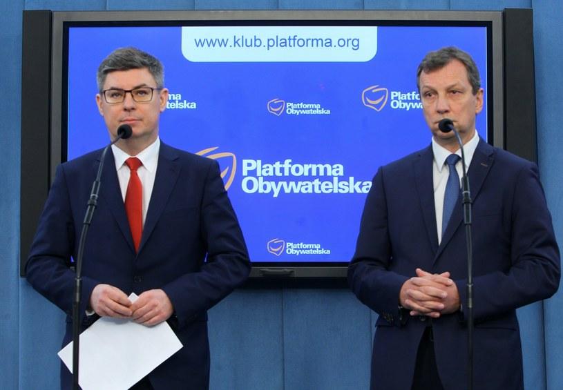 Andrzej Halicki i Jan Grabiec /Stanisław  Kowalczuk /East News