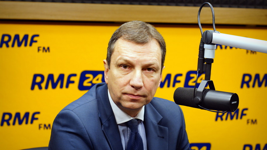 Andrzej Halicki /Michał Dukaczewski /RMF FM