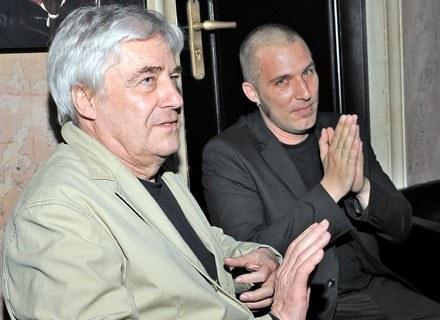 Andrzej i Xawery Żuławscy/fot. Andreas Szilagyi /MWMedia