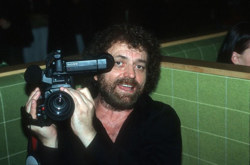 Andrzej Kondratiuk w 1997 roku/fot. Mieczysław Włodarski /Reporter