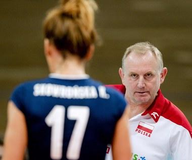 Andrzej Niemczyk nie wierzy w awans Polek na igrzyska