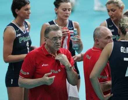 Andrzej Niemczyk nie wyklucza powrotu do reprezentacji Fot. Jerzy Kleszcz /Agencja Przegląd Sportowy