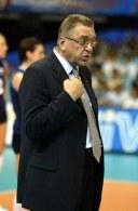 Andrzej Niemczyk szuka kandydatek do gry w reprezentacji /AFP