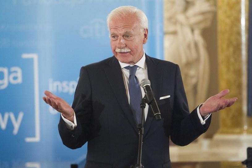 Andrzej Olechowski /East News
