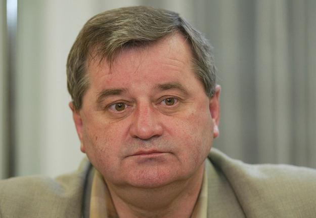 Andrzej Palys, fot. Jacek Herok/Newsweek Polska /Reporter