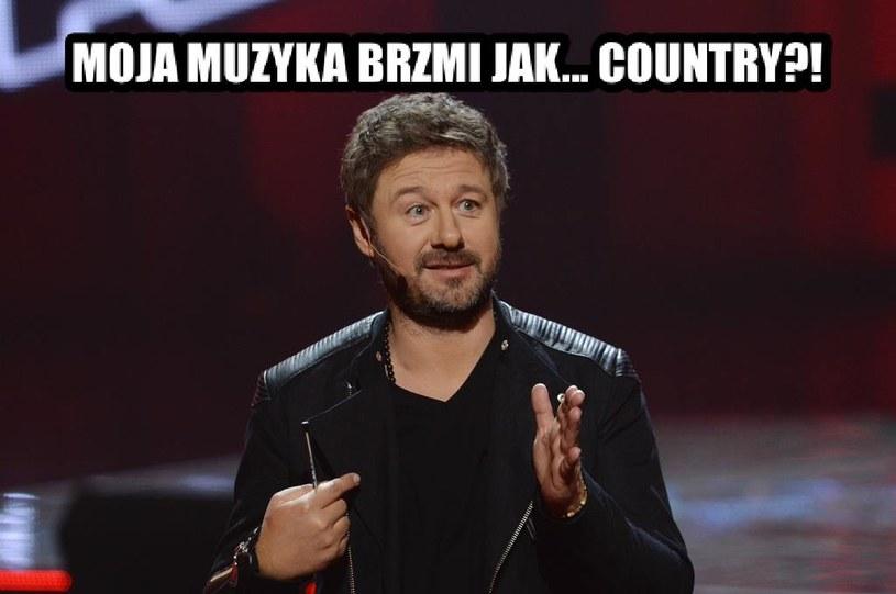 Andrzej Piaseczny gwiazdą country? /TVP
