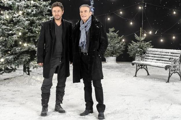 Andrzej Piaseczny i Seweryn Krajewski dogadują się świetnie - fot. Darek Kawka /Sony Music