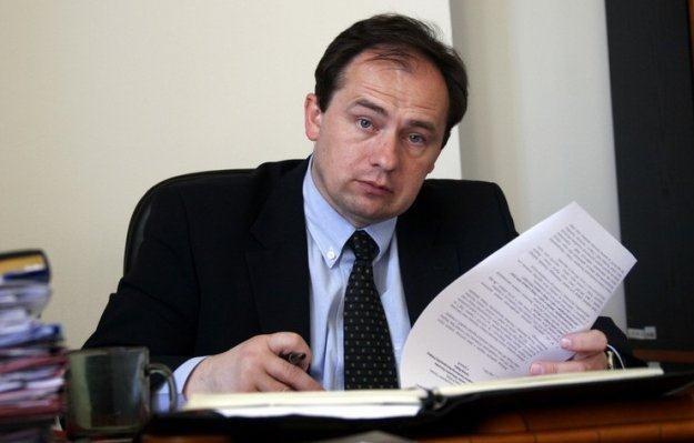 Andrzej Przewoźnik, fot. T. Wierzejski /Fotonova