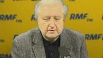 Andrzej Rzepliński w Popołudniowej rozmowie RMF FM