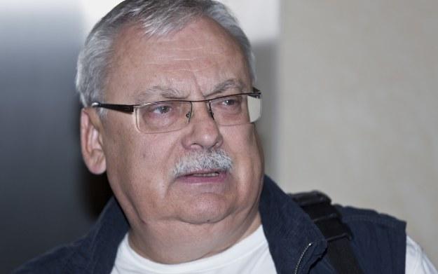 Andrzej Sapkowski - fot. Leszek Kotarba /East News