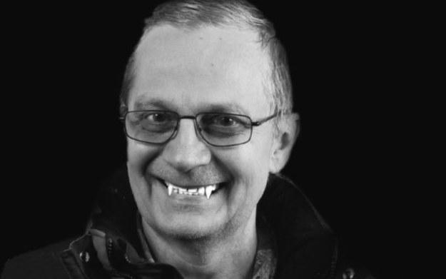 Andrzej Sawicki - zdjęcie ze zbiorów magazynu CD-Action /CD Action