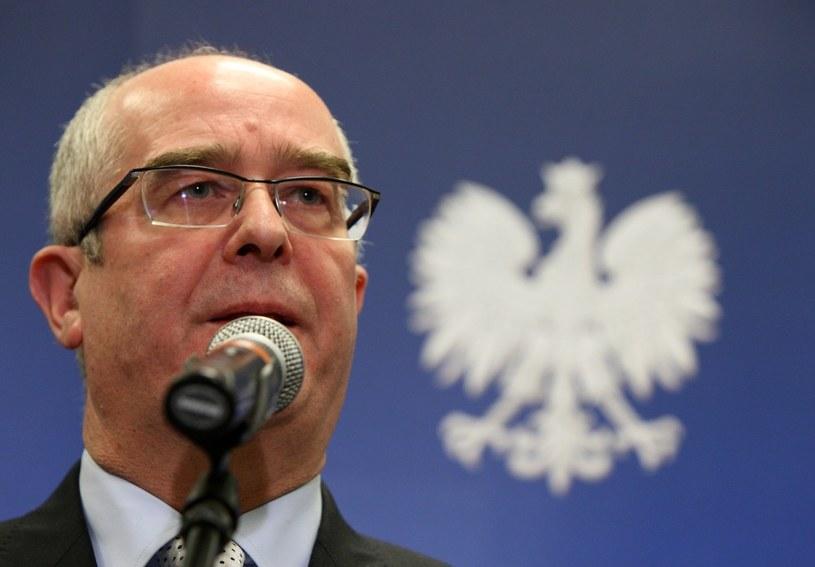 Andrzej Seremet/ fot. Stanisław Kowalczuk /East News