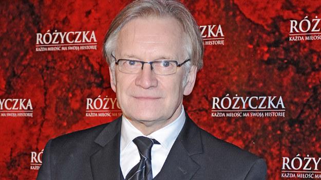 Andrzej Seweryn / fot. Andras Szilagyi /MWMedia