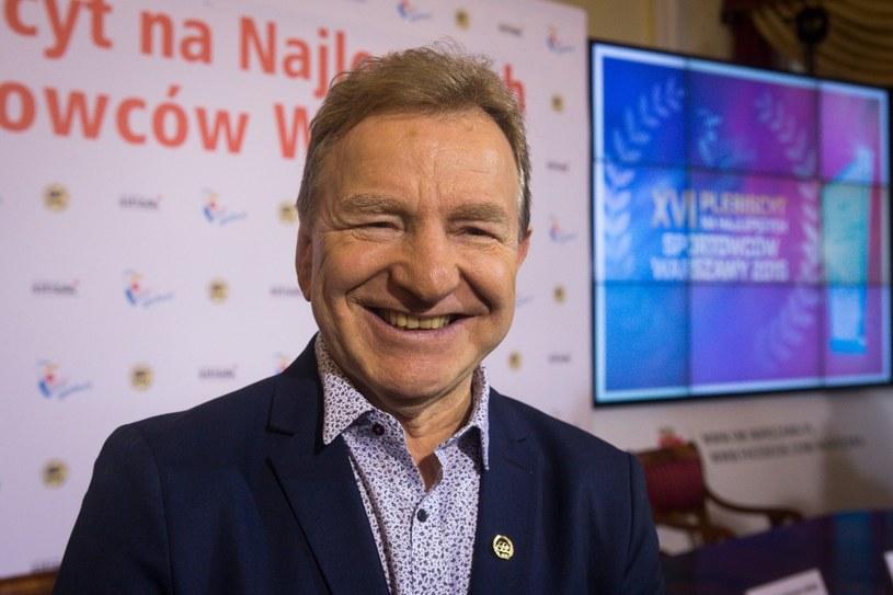 Andrzej Supron /Andrzej Lange/SE /East News