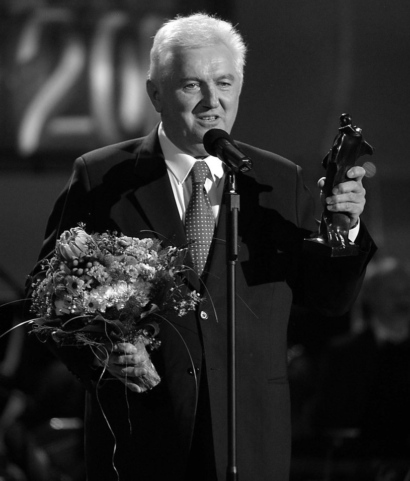 Andrzej Turski na zdjęciu archiwalnym z 15.03.2004 roku. /Jacek Turczyk /PAP