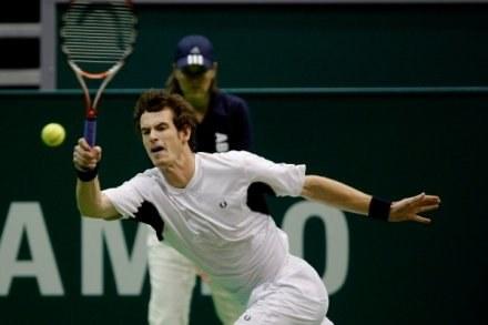Andy Murray pokonał w finale Rafaela Nadala /AFP