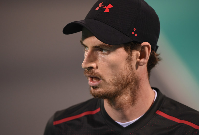 Andy Murray /Tom Dulat /Getty Images
