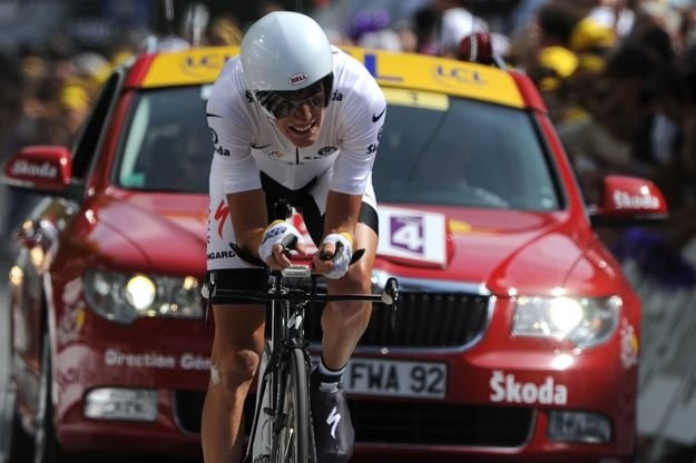 Andy Schleck /AFP