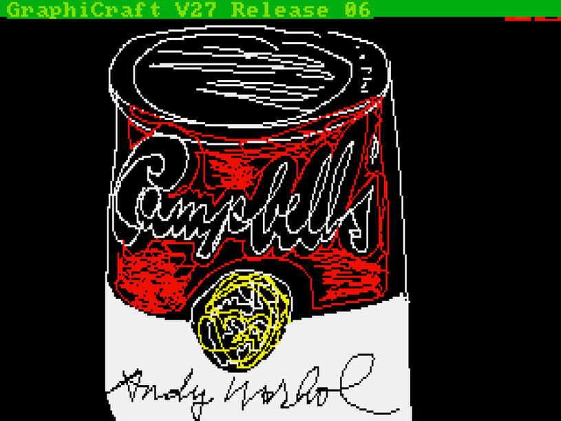 Andy Warhol /materiały prasowe