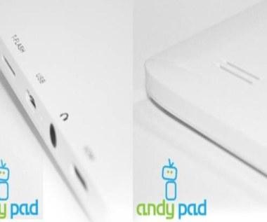AndyPad - ciekawy tablet za 129 funtów