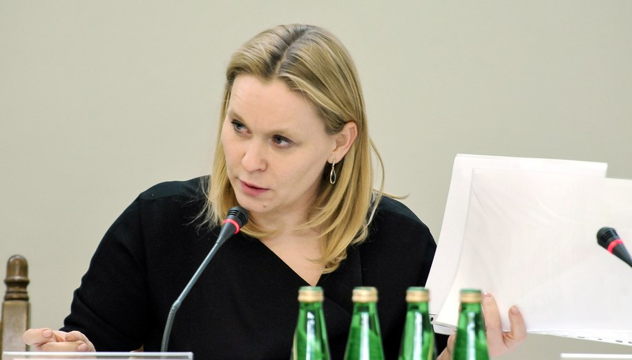 Andżelika Możdżanowska /Marcin Obara /PAP