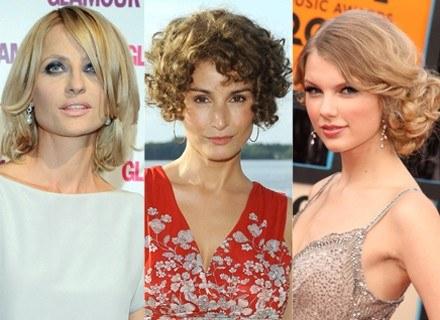 Aneta Kręglicka, Joanna Brodzik, Taylor Swift foto: Andras Szilagyi/MWMedia,  Getty Images /INTERIA.PL