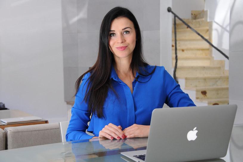 Aneta Wątor, trener biznesu /Styl.pl