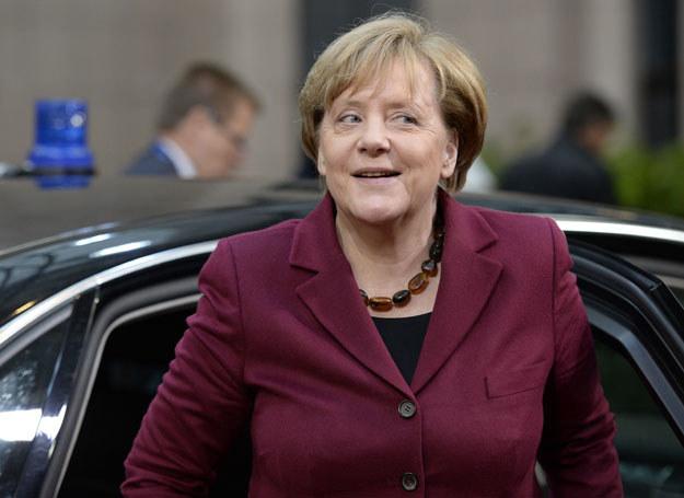 Angela Merkel / THIERRY CHARLIER /AFP