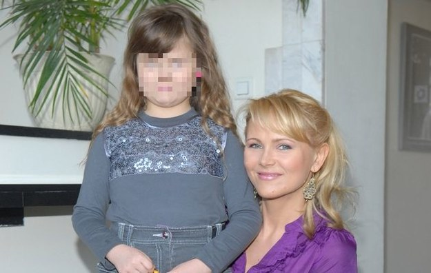 Angelika z mamą /Ulatowski /MWMedia