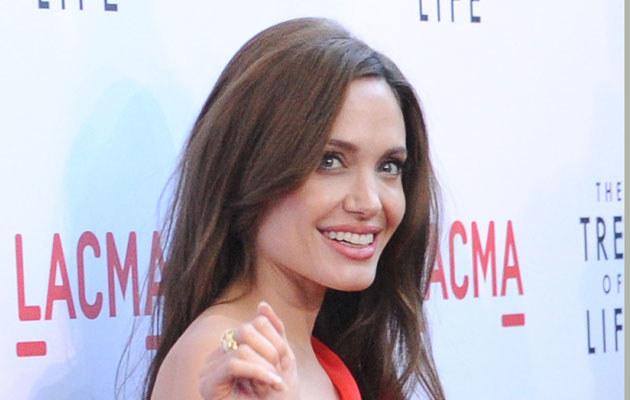 Angelina Jolie  /Jason Merritt /Getty Images