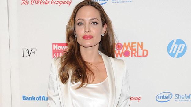Angelina Jolie / fot. Jason Kempin /Getty Images/Flash Press Media