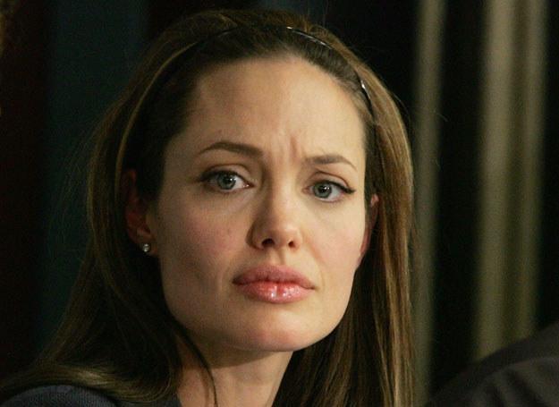 Angelina Jolie martwi się o bezpieczeństwo dzieci /Getty Images