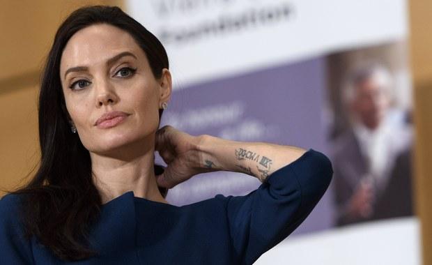Angelina Jolie po latach pogodziła się z ojcem