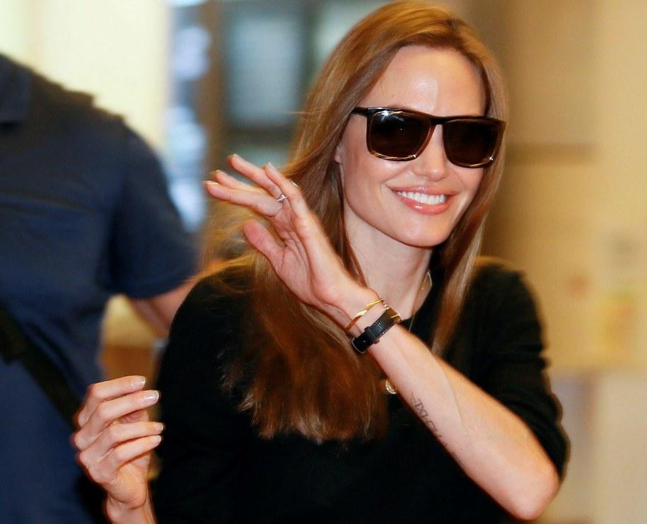 Angelina Jolie uznana za najlepiej opłacaną aktorkę w Hollywood /KIMIMASA MAYAMA /PAP/EPA