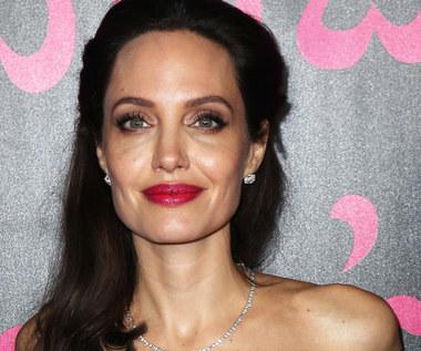 Angelina Jolie wśród ofiar Weinsteina