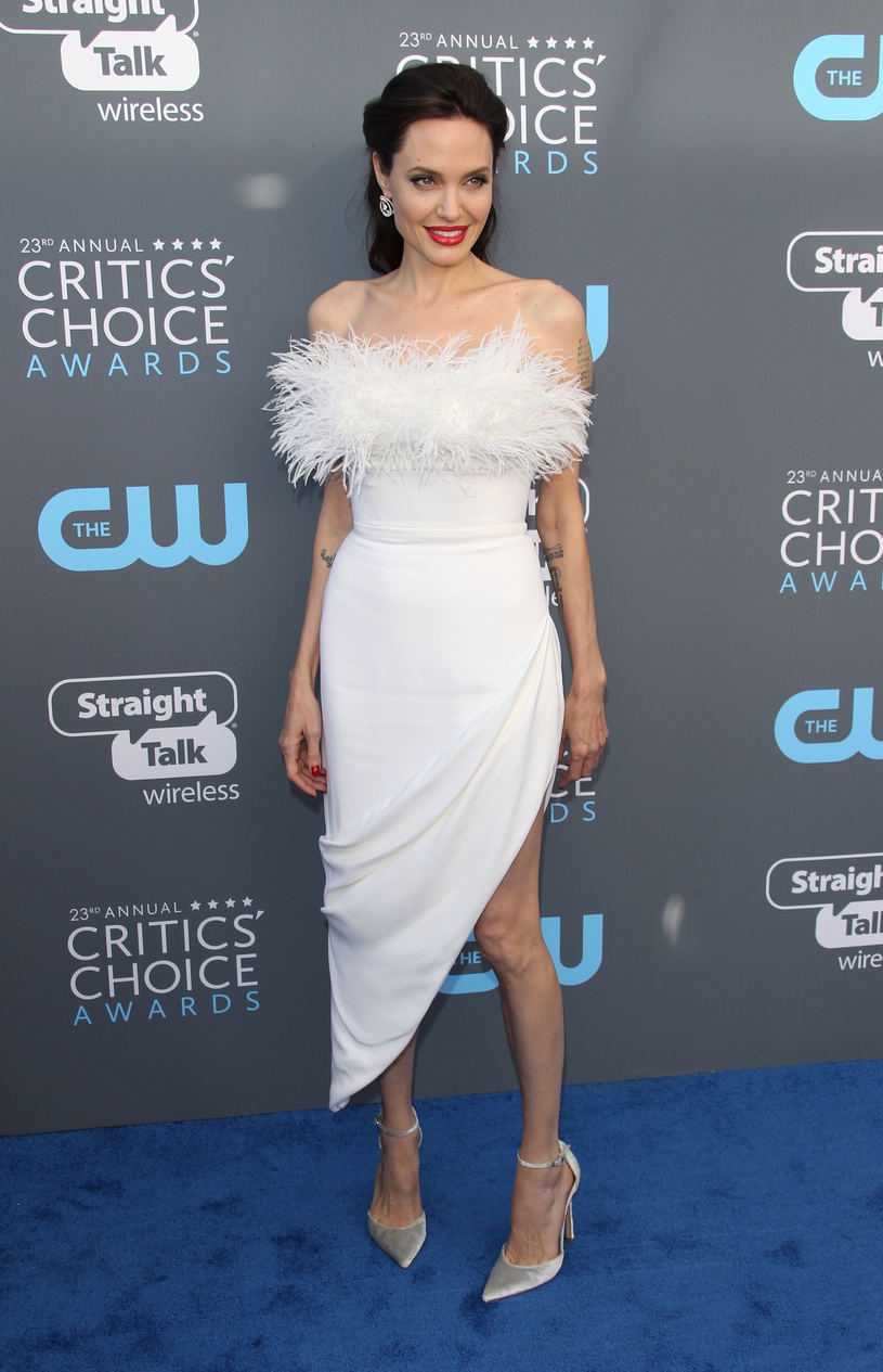 Angelina Jolie /East News