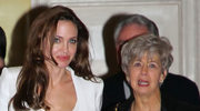 Angelina żre się z teściową
