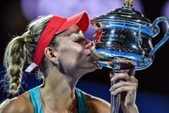 Angelique Kerber pokonała ubiegłoroczną triumfatorkę Australian Open Amerykankę Serenę Williams