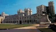 Angielska sztuka: zamek królewski w Windsorze /Encyklopedia Internautica