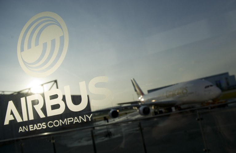 Angielski pilot pasażerskiego Airbusa twierdzi, że widział UFO /AFP