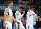 Anglia - Islandia 1-2 na Euro 2016. BBC: Największe upokorzenie od 1950 roku